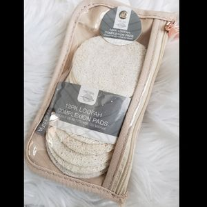 Other - 12PK Loofah Complexion Pads